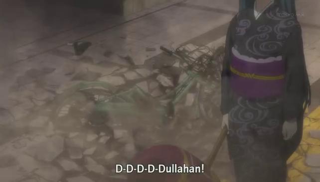 Poor Dullahan, you'll be missed!